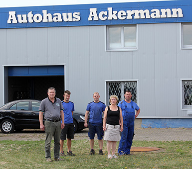 Automechaniker Colditz